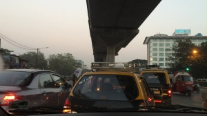 Mumbai traffic 1