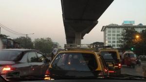 Mumbai traffic 1