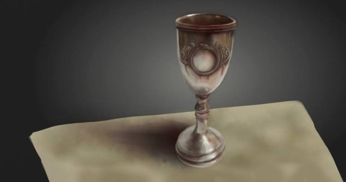 Omen goblet finished