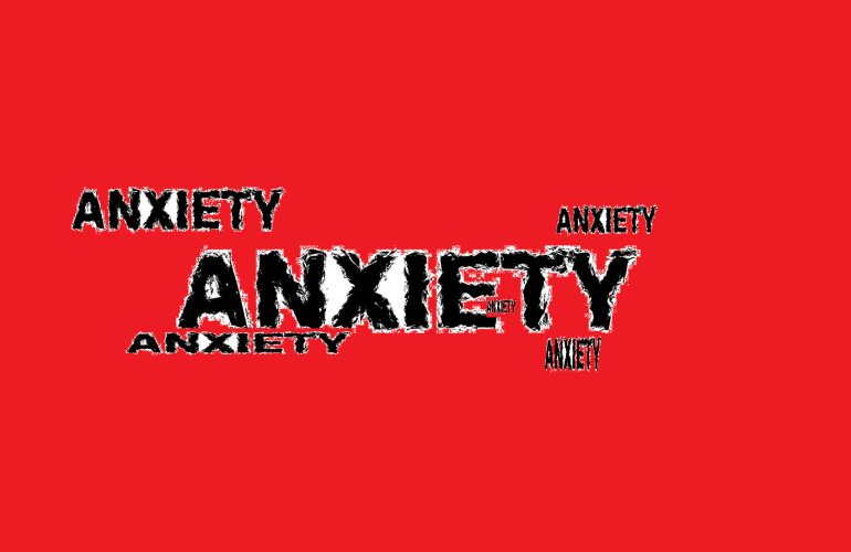 Anxiety word